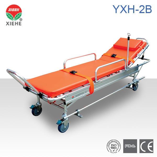 铝合金救护车担架YXH-2B
