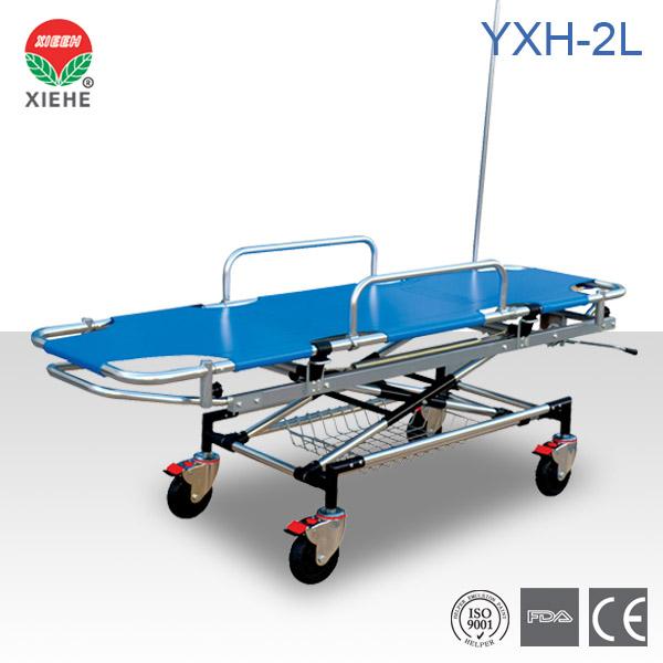 铝合金担架推车YXH-2L