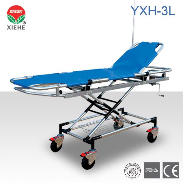 铝合金担架推车YXH-3L
