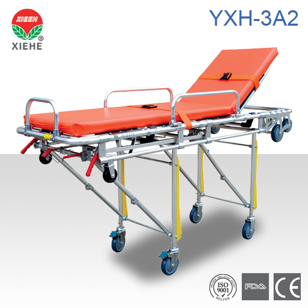 铝合金救护车担架YXH-3A2